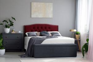 Čelo postele Cloves – 140 × 10 × 120 cm