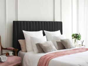 Čelo postele Dallas – 196(180) × 14 × 120 cm