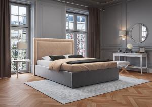 Čelo postele Primevere – 140 × 10 × 120 cm