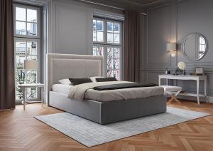 Čelo postele Primevere – 160 × 10 × 120 cm
