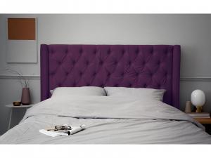 Čelo postele Queen – 196(180) × 14 × 120 cm