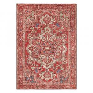 Červený koberec Nouristan Leta, 160 x 230 cm