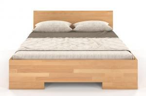 CHROB Drevená posteľ Spectrum Maxi buk - biela Plocha na spanie:: 180 x 200 cm