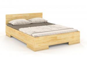 CHROB Drevená posteľ z borovice Spectrum Maxi - prírodná Plocha na spanie:: 180 x 200 cm