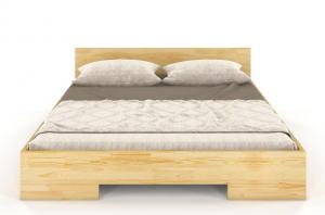CHROB Posteľ z masívu borovice Spectrum - prírodná Rozmer postele: 90 x 200 cm