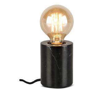 Čierna stolová lampa Citylights Athens