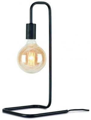 Čierna stolová lampa Citylights London