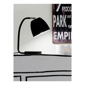 Čierna stolová lampa Citylights Newport