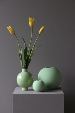 COOEE Design Guľatá váza Ball Apple 20 cm