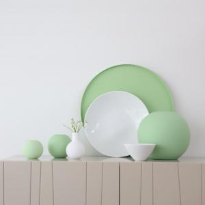 COOEE Design Guľatá váza Ball Apple 8 cm