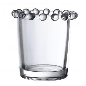 CÔTÉ TABLE Svietnik Glass pearl