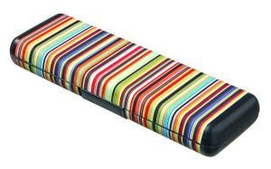 CURVER - Organizér POCKET L stripes