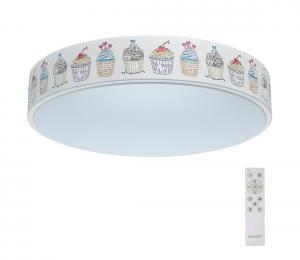 De Markt - LED Stmievateľné detské stropné svietidlo HI-TECH 1xLED/50W/230V + DO