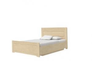 Decodom posteľ TIROL 160 Vanilka patina