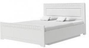 Decodom posteľ TIROL 180 Biela arctic