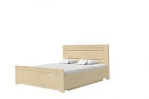 Decodom posteľ TIROL 180 Vanilka patina