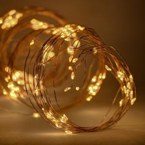 DecoLED DecoLED LED světelný řetěz - 12 x 1,5 m, teple bílá, 180 diod