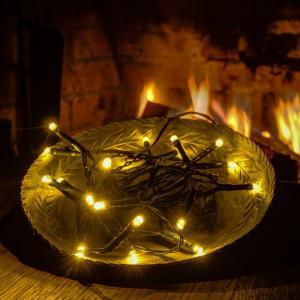 DecoLED DecoLED Vánoční venkovní osvětlení na baterie s dlouhou výdrží