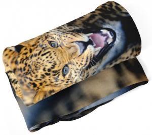 Deka Gepardí rev (Rozmer: 200 x 140 cm)