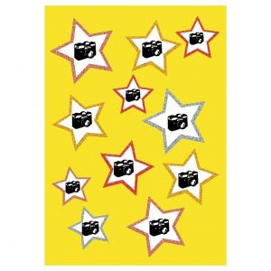 Deka Hviezdy 360g/m² 140x200 cm