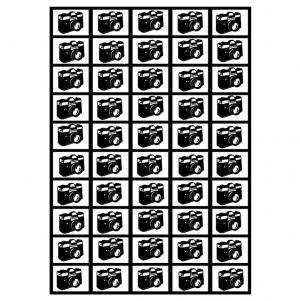 Deka Koláž z 50 fotografií 190g/m² 140x200 cm
