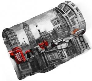 Deka Londýn Art (Rozmer: 200 x 140 cm)
