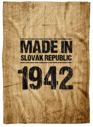 Deka Made In (rok: 1942)