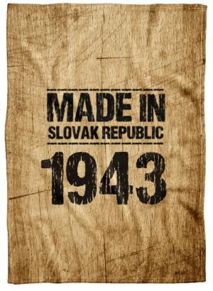 Deka Made In (rok: 1943)