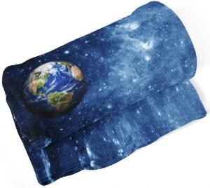 Deka Planéta Zem (Rozmer: 200 x 140 cm)