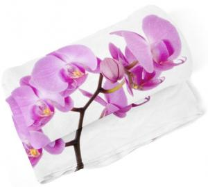 Deka Ružová orchidea (Rozmer: 150 x 120 cm)