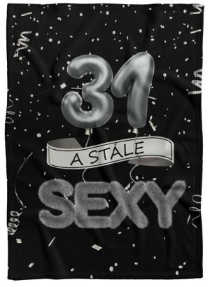 Deka Stále sexy – Čierna (vek: 31)