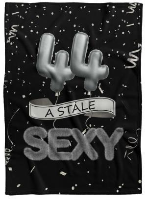 Deka Stále sexy – Čierna (vek: 44)
