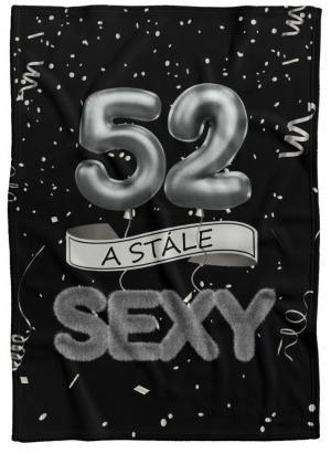 Deka Stále sexy – Čierna (vek: 52)