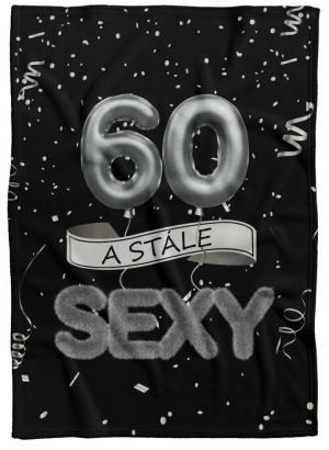 Deka Stále sexy – Čierna (vek: 60)