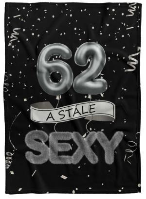 Deka Stále sexy – Čierna (vek: 62)