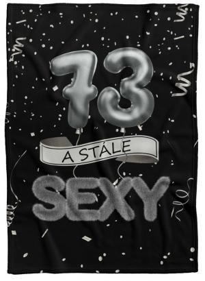 Deka Stále sexy – Čierna (vek: 73)