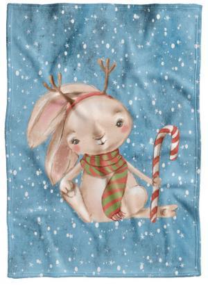 Deka Vianočný zajačik