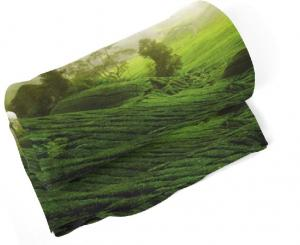 Deka Zelené polia  (Rozmer: 150 x 120 cm)