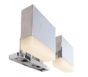 Deko-Light nábytkové přisazené svítidlo Ayleen II 220-240V AC/50-60Hz 5,50 W 3000 K 300 lm 120 stříbrná 687087