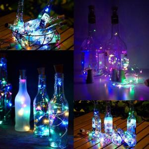 Dekoračné LED reťaz Farba: biela, Veľkosť: S