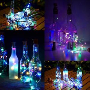 Dekoračné LED reťaz Farba: modrá, Veľkosť: M