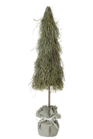 Dekoračné prírodné stromček v jute - Ø15 * 67 cm