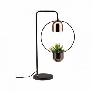 Dekoračné svietidlo PAULMANN stolová lampa FANJA 79746
