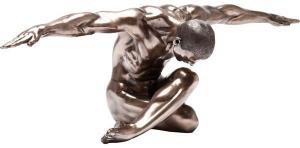 Dekoratívna figúrka Nude Man Bow 137 cm