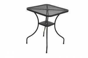 DEOKORK Kovový stôl MONTREAL 60x60 cm