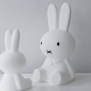 Detská lampa Zajko Miffy XL
