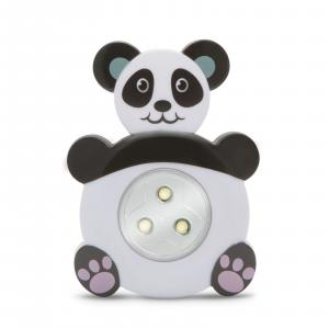 Detská prenosná lampička, Panda