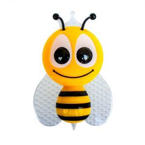 Detské svietidlo do zásuvky Včielka