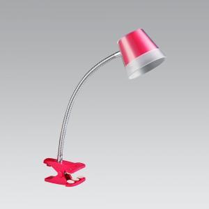 Detské svietidlo PREZENT VIGO rúžová LED 26051