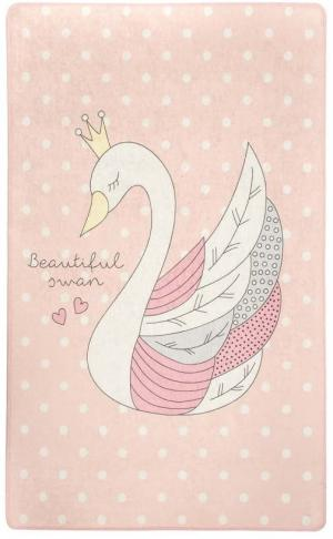 Detský koberec Swan, 100 × 160 cm